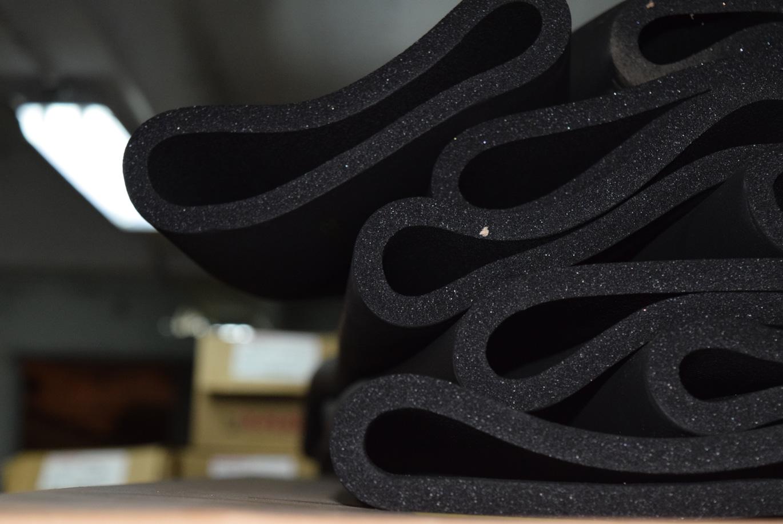 Монтаж изоляционных материалов K-FLEX